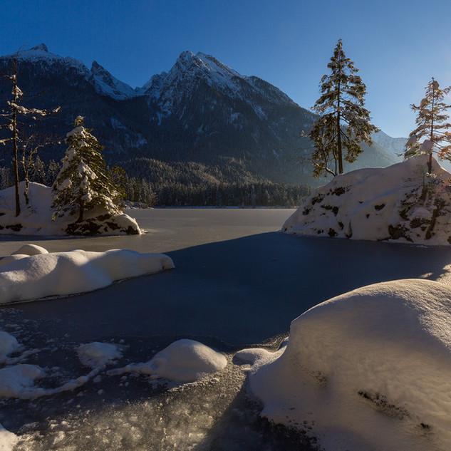 Hintersee Winter