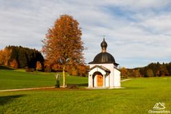 Kapelle im Chiemgau