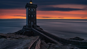 Leuchttürme in der Bretagne