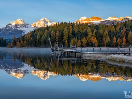 Schweizer See-Idyll