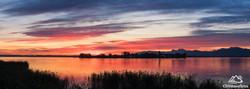 Sonnenaufgang Fraueninsel