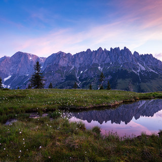 Bergsee Österreich