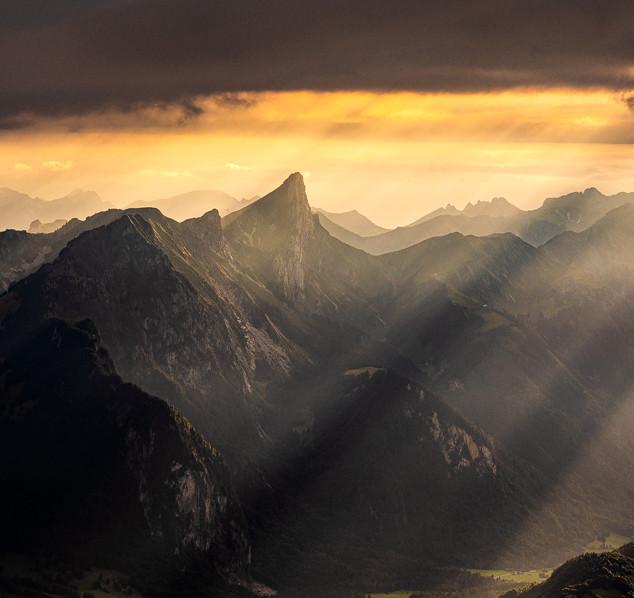 Stockhorn Schweiz