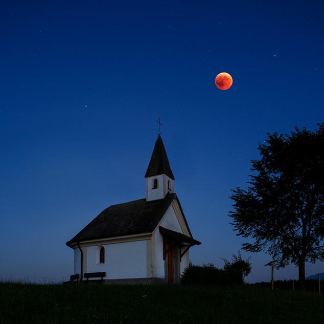 Kapelle Blutmond