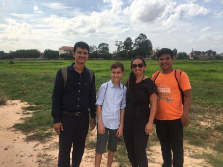 GEA Visits Cambodia
