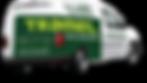 Tramel Oy:n pakettiauto