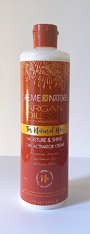 Creme of nature curl creme in online afro black hair care shop
