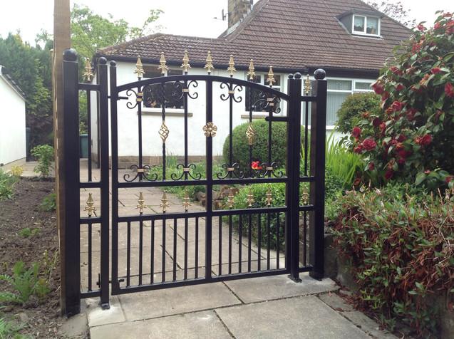 Single Gate 18