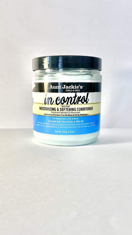 Aunt Jackie's In Control – Moisturising & Softening Conditioner