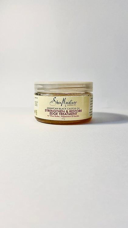 Shea moisture Jamaican black castor oil edge treatment for type 4 hair black hair care shop