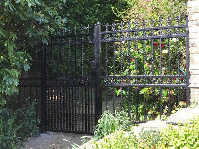 Security Gate 20