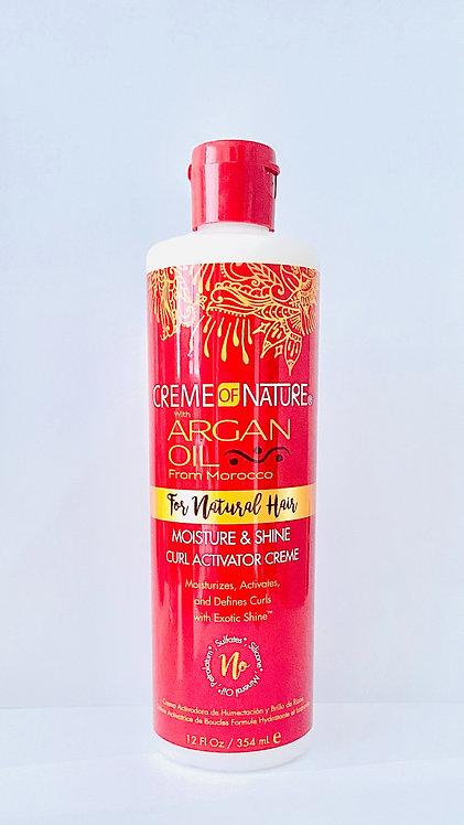 Crème Of Nature Moisture And Shine Curl Activator Crème