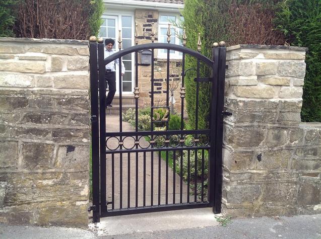 Single Gate 17