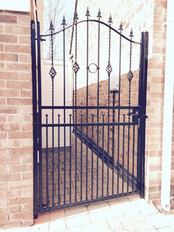 Security Gate 18