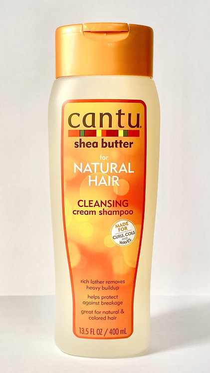 Cantu Cleansing Cream Shampoo