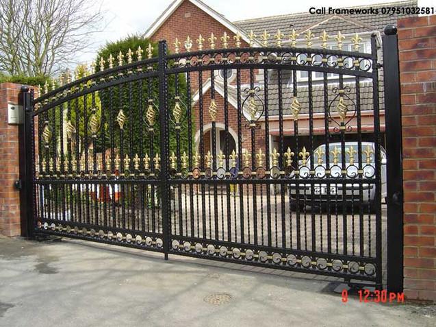 Electric Gate 2