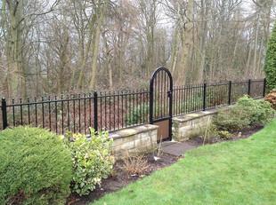 Arched Gates 8