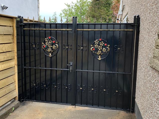 Sheeted Gates 11