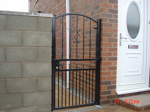 Security Gate 13