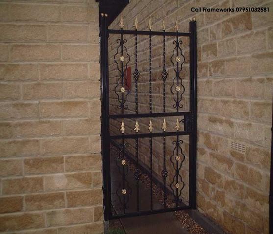 Security Gate 1