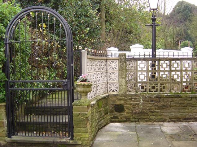 Arched Gates 4