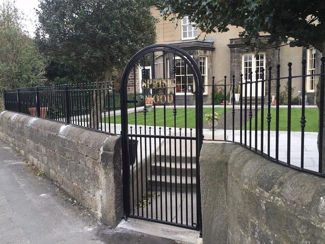 Arched Gates 9