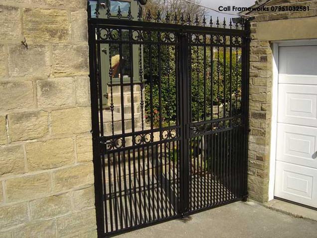 Security Gate 4