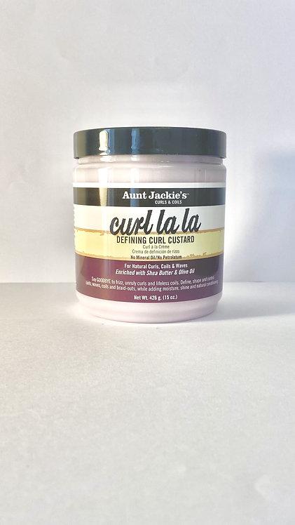 Aunt Jackie's Curl La La – Defining Curl Custard