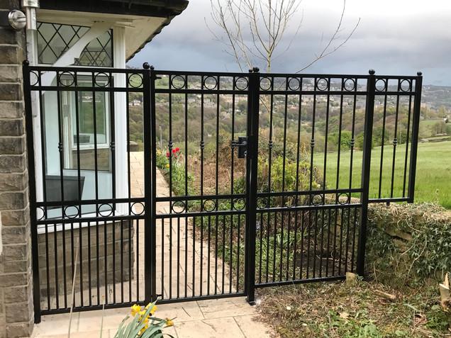 Security Gate 21