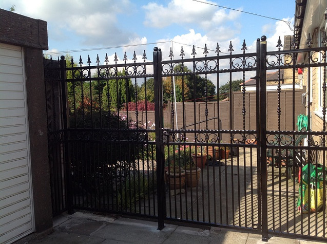 Security Gate 15