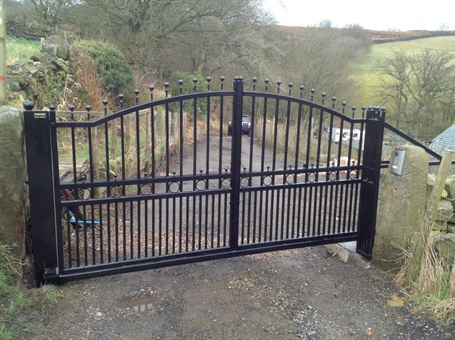Sliding Gate 4