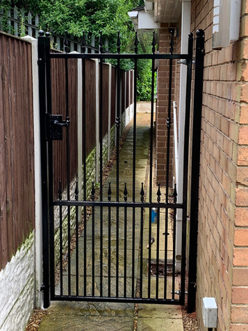 Security Gate 23