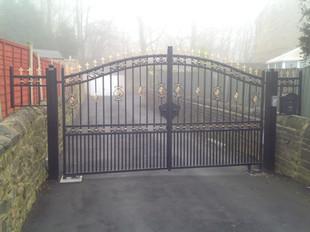 Electric Gate 22