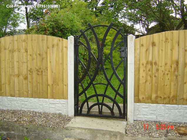 Security Gate 9
