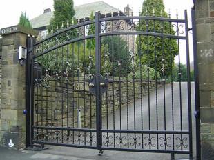 Electric Gate 14
