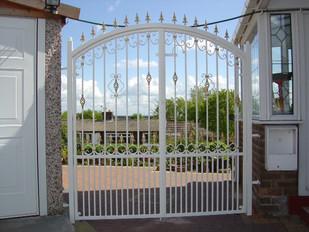 Arched Gates 1