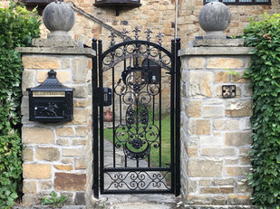 Security Gate 22