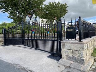 Elelctric Gate 35