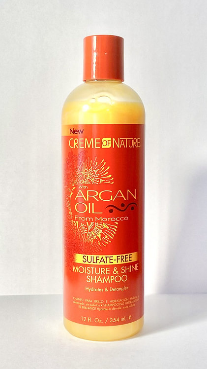 Creme Of Nature Sulfate-Free Moisture & Shine Shampoo