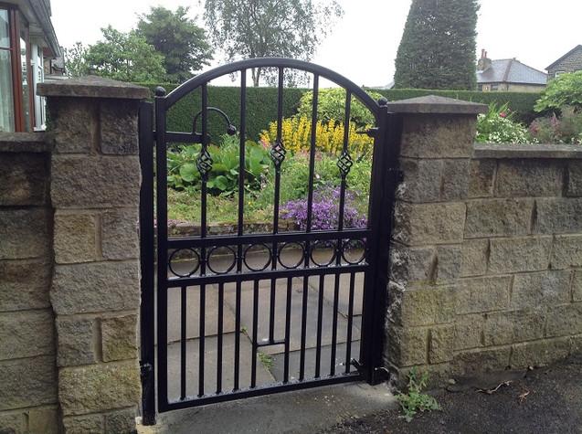 Single Gate 14