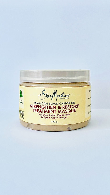 Shea Moisture Jamaican Black Castor Oil Hair Masque