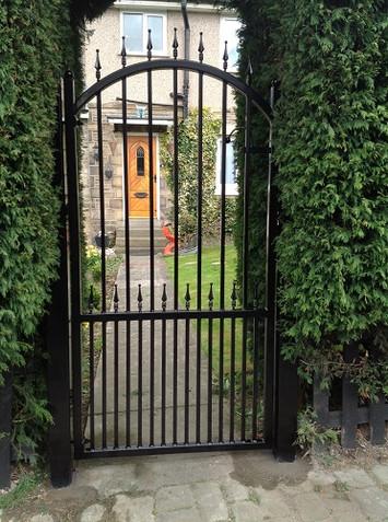 Arched Gates 5