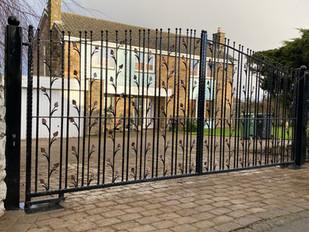 Electric Gate 29