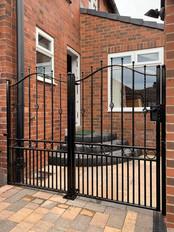 Security Gate 25