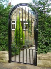 Arched Gates 6