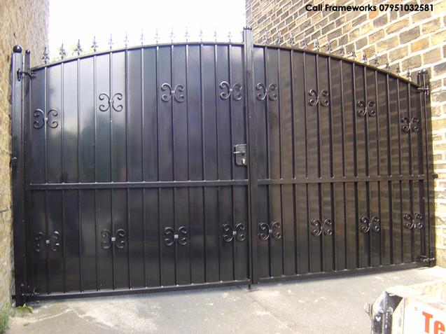Sheeted Gates 2