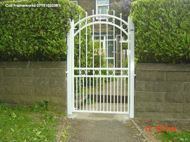 Security Gate 8