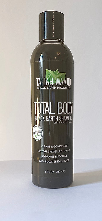 taliah waajid black earth shampoo for type 4 hair in online afro black hair care shop