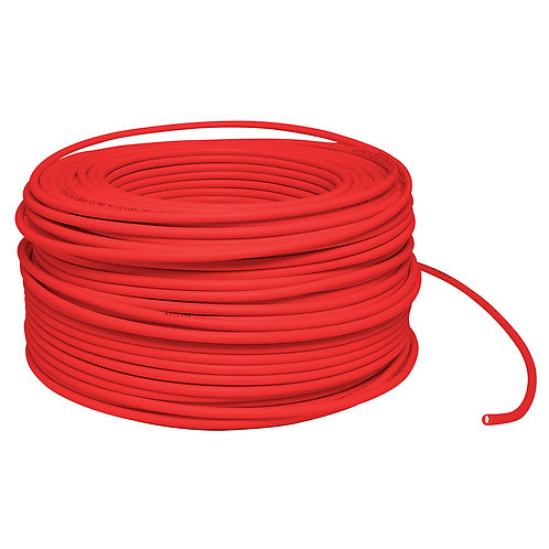 CABLE THW CAL. 12 COLOR ROJO