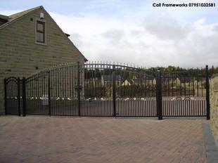 Folding Gates 3